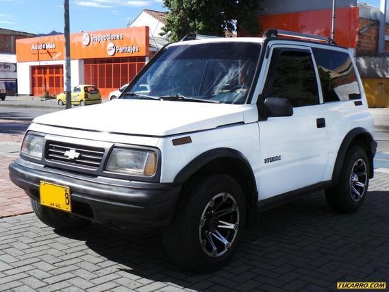 Chevrolet Vitara 4x4 1.6 Mt