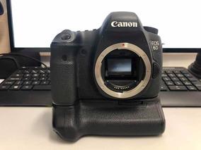 Canon 6d Semi Nova - Um Ano De Uso