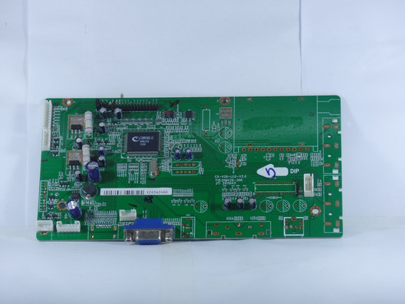 Placa Main Cx-v26-led-v3.0 Monitor Toshiba Mle 1950 (00241)