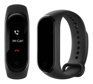 Relógio Xiaomi Mi Smart Band 4 Global Natação Brind Película