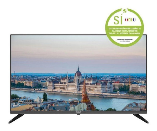 Televisor Exclusiv 32  Smart Linux Led El32f2sm