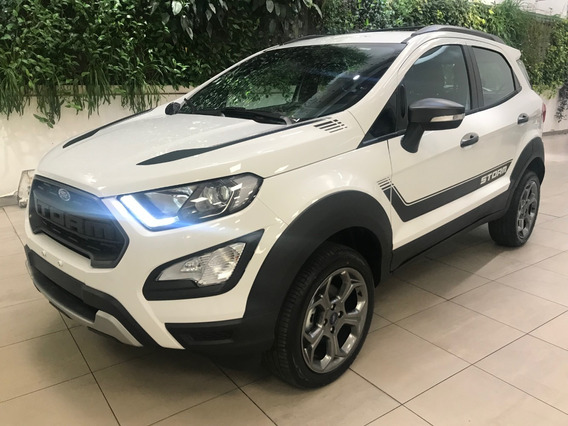 Ford Ecosport Storm At 2.0 4x4 As2 2020