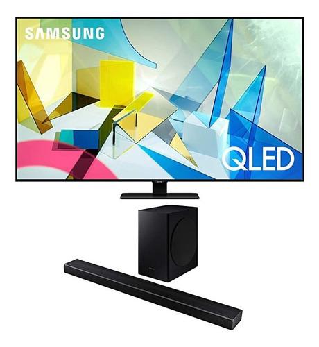 Tv Samsung Qn49q80ta 49 Qled 4k Quantum Hdr 8x Smart Ultra H