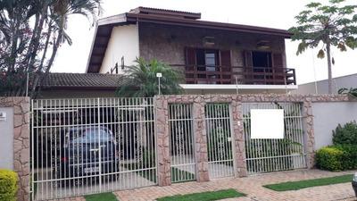 Casa Estilo Sobrado Com 4 Dormitórios À Venda, 370 M² Por R$ 950.000 - Jardim De Itapoan - Paulínia/sp - Ca1722
