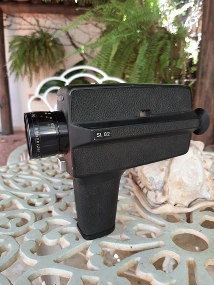 Câmera Antiga Filmadora Rollei