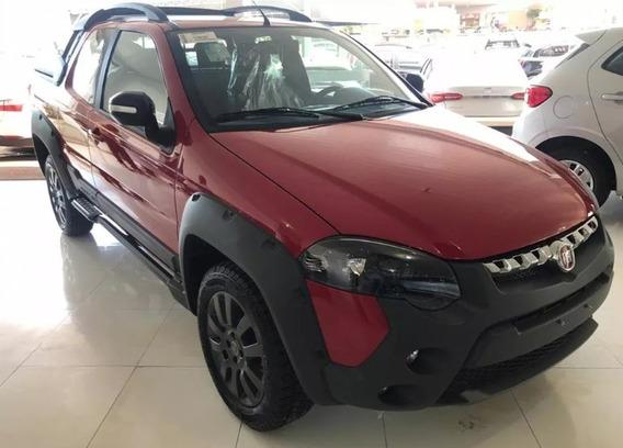 Fiat Plan Nacional Strada 0km Con Gnc $45.000 Y Cuotas 0% M-