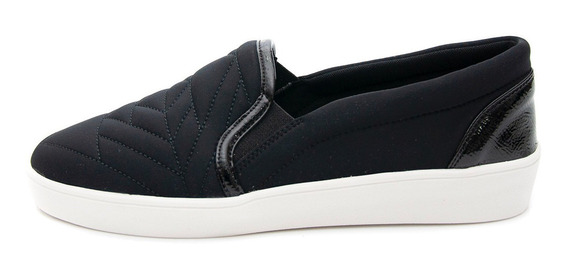 Slip On Orcade Em Neoprene Com Costura Preto