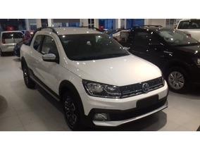 Volkswagen Saveiro 1.6 16v Cross Cab. Dupla 2017