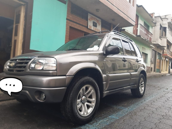 Chevrolet Grand Vitara. 5 Puertas. Año 2016. Único Dueño..
