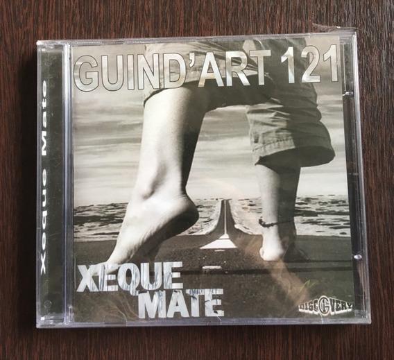 Cd Guind´art 121 - Xeque Mate / Novo