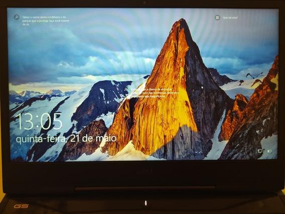 Notebook Dell G5 A20p I7 128gb 1660ti Novo