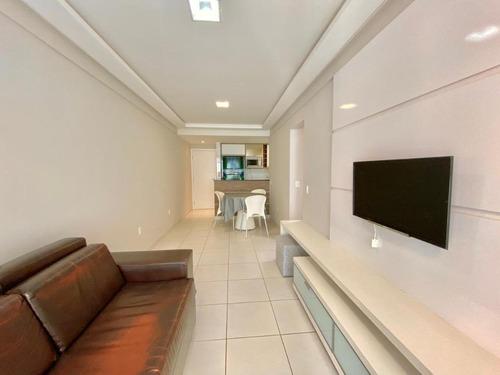 Apartamento Em Centro, Guarapari/es De 55m² 1 Quartos À Venda Por R$ 295.000,00 - Ap917145