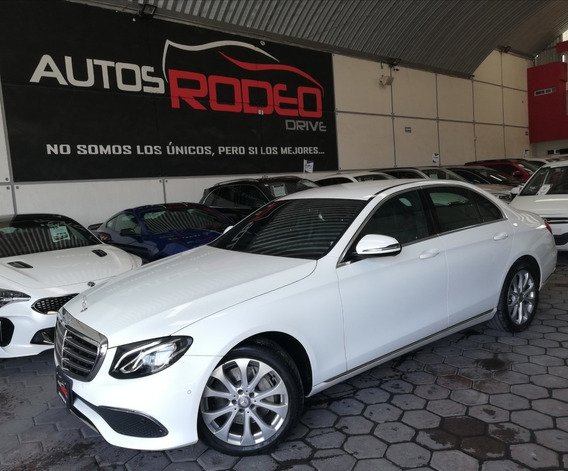 Mercedes Benz E 200 2017 At