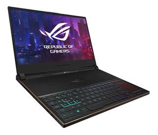 Laptop Gamer Asus Rog Zephyrus S I7-9750h Rtx 2070 16gb Ram
