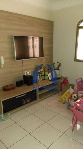 Casa Com 3 Dormitórios À Venda, 265 M² Por R$ 460.000 - Jardim Nazareth - São José Do Rio Preto/sp - Ca2394