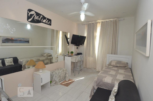 Apartamento Para Aluguel - Copacabana, 1 Quarto,  25 - 893333764