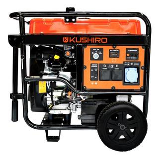 Grupo Electrógeno Kushiro Generador Potencia 11000w Trif.