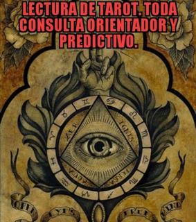 Lectura De Tarot, Profesional Certera