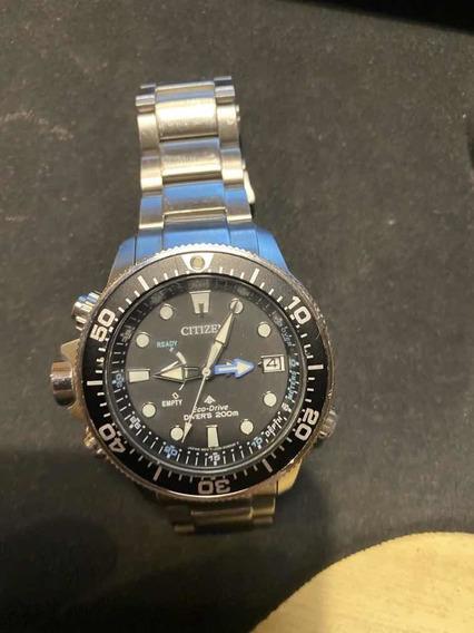 Relógio Citizen Promaster Diver Aqualand Bn-2031-85e