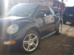 Volkswagen Beetle 2.0 Cabriolet Tiptronic Piel At