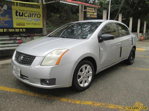 Nissan Sentra Sedan Automatico