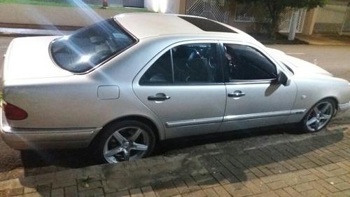 Mercedes-benz Classe E 1998 3.2 Avantgarde 4p