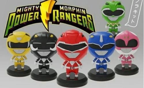 Figuras A Elección Power Ranger Tipo Funko 10 Cm