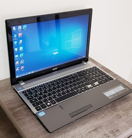 Notebook Gamer Acer Aspire V3-571 Intel Core I5 4gb 500gb 15