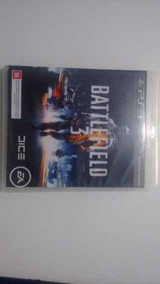 Battlefield 3 - Ps3 - Completo