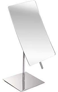 5x Magnified Premium Modern Rectangle Vanity Makeup Mirror 1