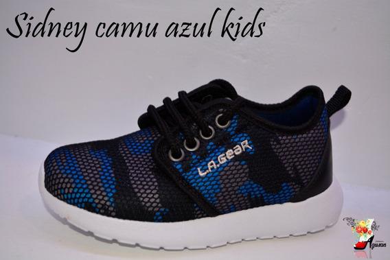 Zapatillas Niños La Gear