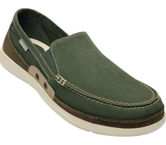 Sapatenis Crocs Original Walu Army Green