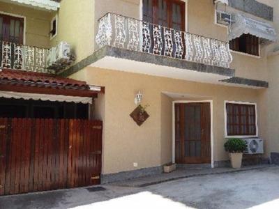 Casa De Condomínio Fechado Com 3 Quartos(1 Suíte) E Terraço Com Lazer Total - Pc0669 - 4455606