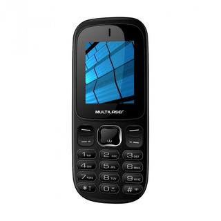 Telefone Celular Multilaser Up 3g Com 2 Chips Bluetooth Mp3