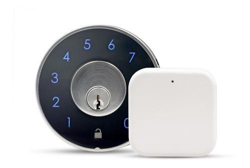 Imagen 1 de 10 de Cerrojo Wifi, Bluetooth, Contraseña Excel 324 + Gateway Wifi