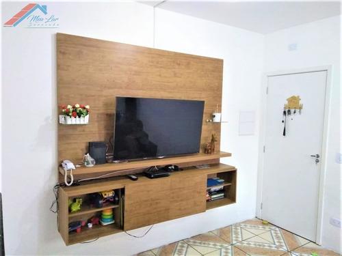 Apartamento A Venda No Bairro Aparecidinha Em Sorocaba - Sp. - Ap 009-1