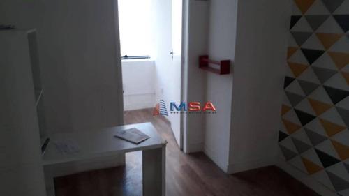 Conjunto À Venda, 32 M² Por R$ 350.000,00 - Perdizes - São Paulo/sp - Cj2397