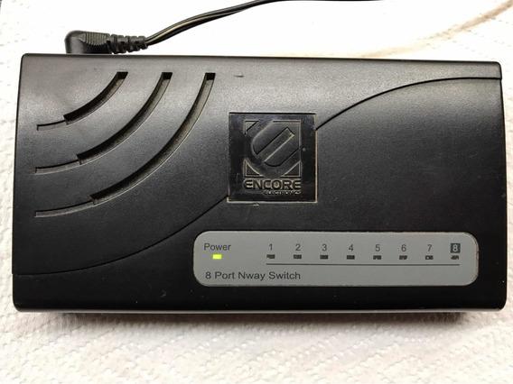 Switch Encore 8 Port Nway Mod Enh 908-nwy