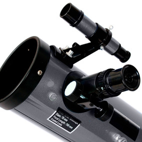 Telescópio Refletor Astronômico Skylife Pegasus 76 + Cd Rom