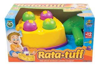 Brinquedo Rata Tuff Bate Bate 207 Jp Brink