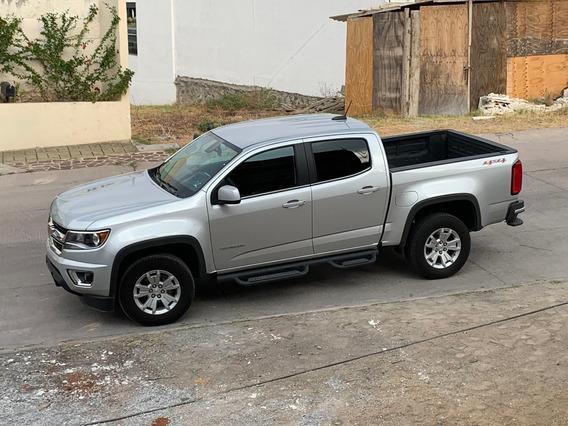 Chevrolet Colorado 2018 4x4