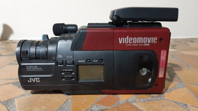 Filmadora Jvc Vhs C Gr 60u Pra Retirada De Peças No Estado