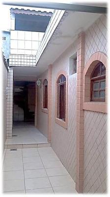Casa Em Cidade Naútica, São Vicente/sp De 138m² 3 Quartos À Venda Por R$ 235.000,00 - Ca191967