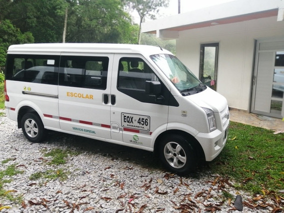 Dfsk 2018 Microbus