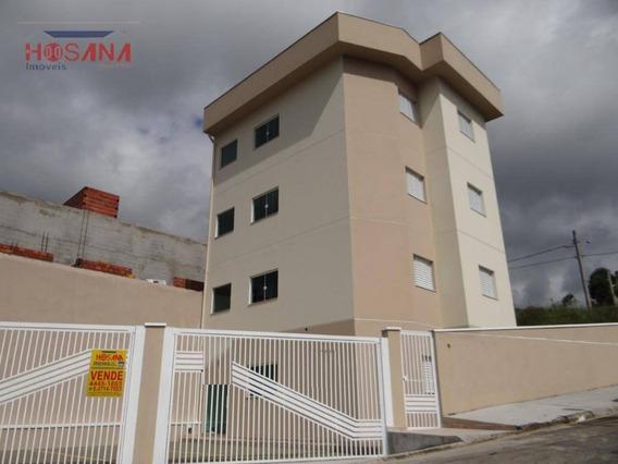 Apartamento Residencial À Venda, Residencial Santo Antônio, Franco Da Rocha. - Ap0135