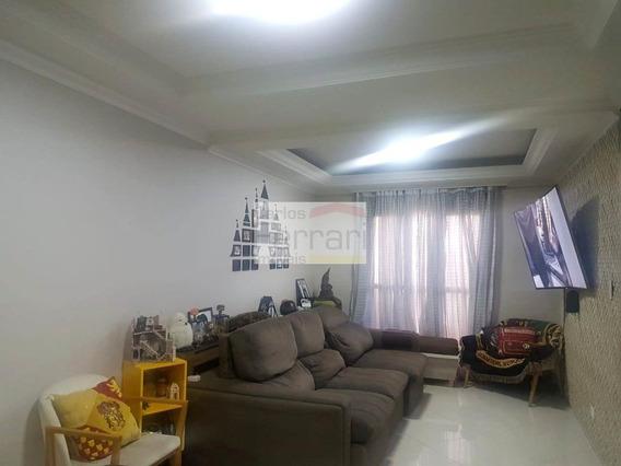 Apartamento Com Sacada - Cf19929