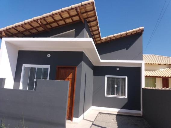 Casa Com 1 Dormitório, 70 M² Por R$ 110.000 - Unamar - Cabo Frio/rj - Ca1324