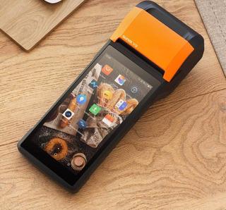 Pda . Con Android 7.1 Papel Térmico De 58mm, 4g ,en Oferta