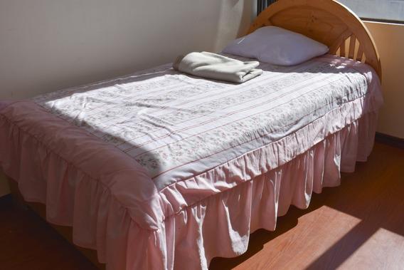 Se Arrienda Habitación Centro Quito En Depa Amueblado