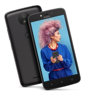 Celular Motorola Moto C Negro